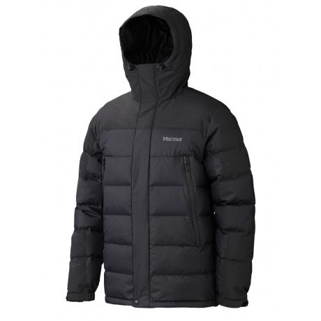 Куртка Marmot Mountain Down Jacket | Black | Вид 1