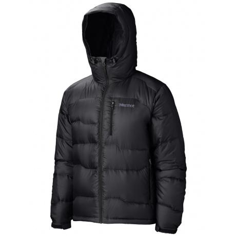 Куртка Marmot Ama Dablam Jacket   Black   Вид 1