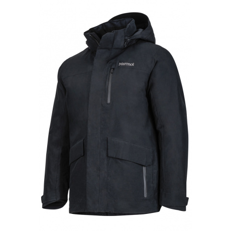 Куртка Marmot Yorktown Featherless Jacket | Black | Вид 1