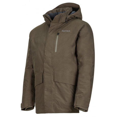Куртка Marmot Yorktown Featherless Jacket | Deep Olive | Вид 1
