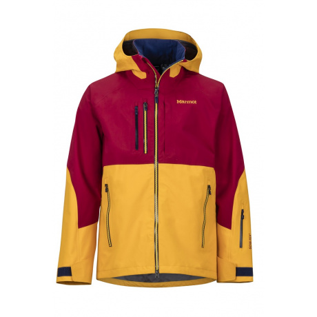 Куртка Marmot B Love Pro Jacket | Golden Sun/Sienna Red | Вид 2