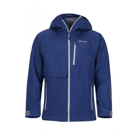 Куртка Marmot Castle Peak Jacket | Arctic Navy | Вид 1
