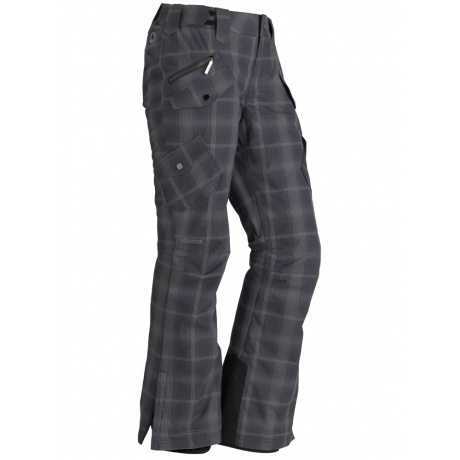 Брюки женские Marmot Wm's Backstage Pant | Black | Вид справа