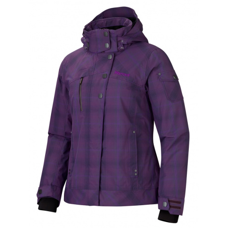 Куртка женская Marmot Wm's Backstage Jacket | Aubergine | Вид 1