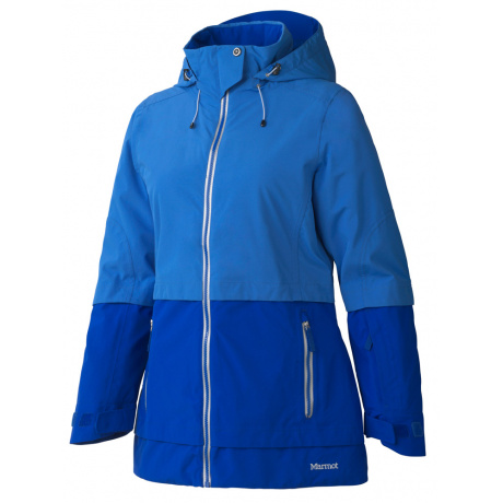 Куртка женская Marmot Wm's Excellerator Jacket | Blue Bay/Gem Blue | Вид 1