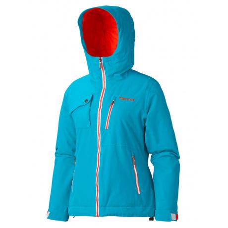 Куртка женская Marmot Wm'S Free Skier Jacket | Sea Glass | Вид 1