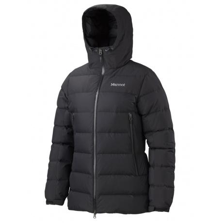 Куртка женская Marmot Wm's Mountain Down Jacket | Black | Вид 1