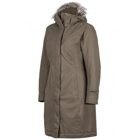 Пальто женское Marmot Wm's Chelsea Coat | Deep Olive | Вид 1