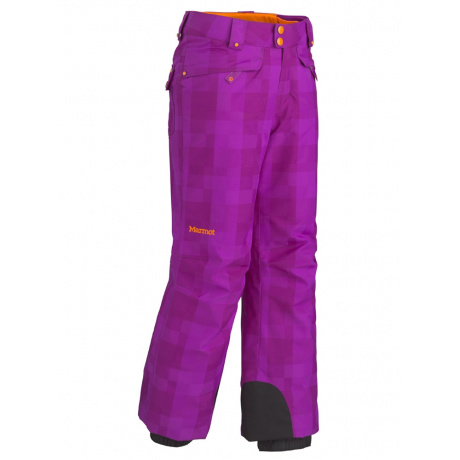 Брюки детские Marmot Girl'S Lexy Pant | Bright Berry | Вид 1