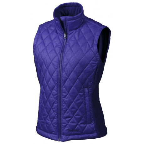 Жилет женский Marmot Wm'S Kitzbuhel Vest | Gemstone/Midnight Purple | Вид 1
