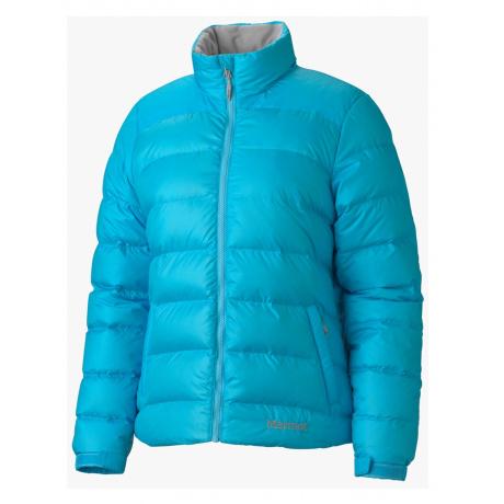 Куртка женская Marmot Wm's Guides Down Sweater   Sky   Вид 1