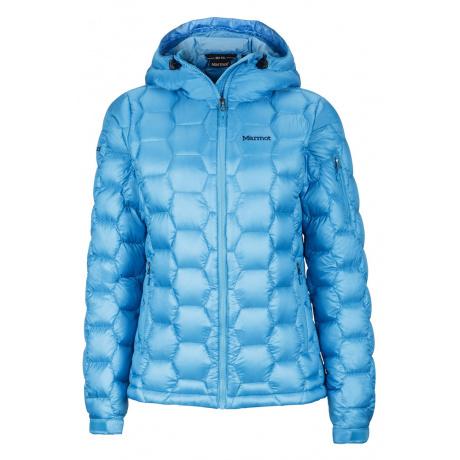 Куртка женская Marmot Wm'S Ama Dablam Jacket | Blue Sea | Вид 1