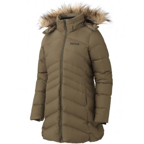 Пальто женское Marmot Wm'S Montreal Coat   Dark Olive   Вид 1