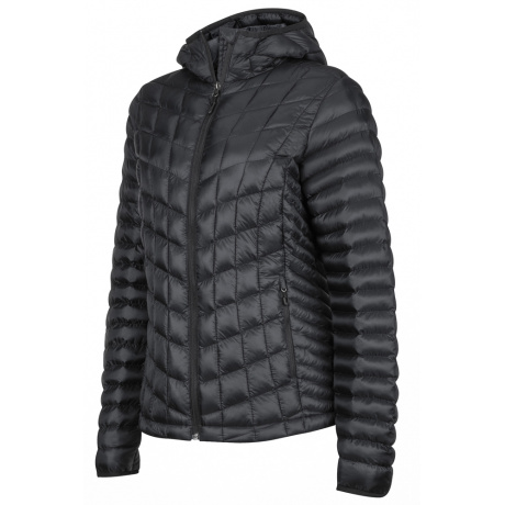 Куртка женская Marmot Wm's Featherless Hoody | Black | Вид 1