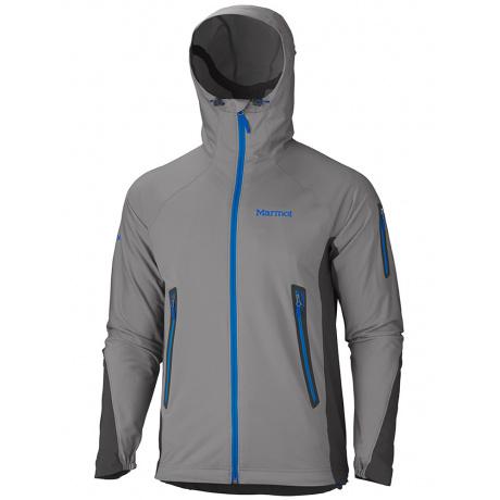 Куртка Marmot Vapor Trail Hoody | Steel/Slate Grey | Вид 1