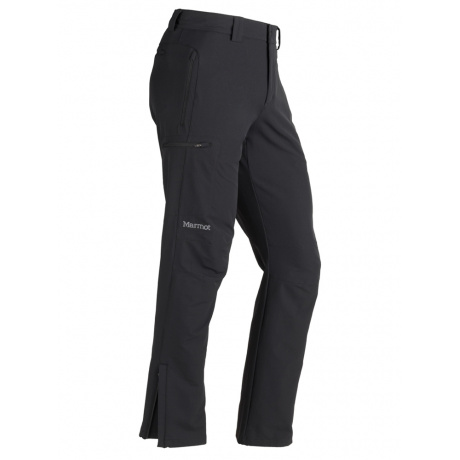 Брюки Marmot Scree Pant - Short | Black | Вид справа