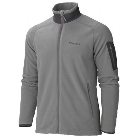 Куртка из флиса Marmot Reactor Jacket   Cinder   Вид 1