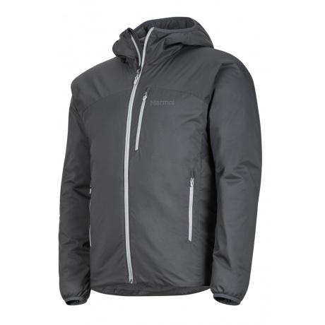 Куртка Marmot Novus Hoody | Slate Grey | Вид 1
