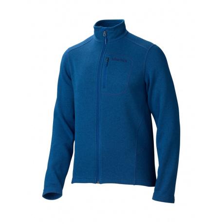 Куртка из флиса Marmot Drop Line Jacket   Blue Sapphire   Вид 1