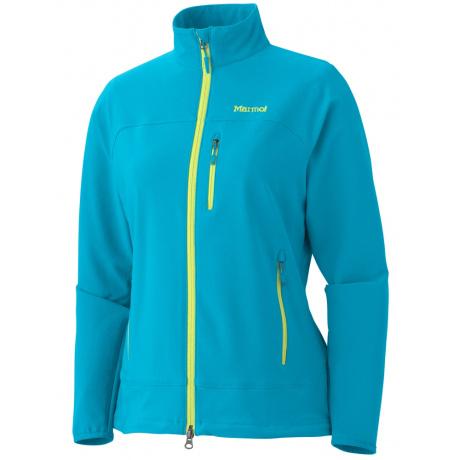 Куртка женская Marmot Wm's Tempo Jacket | Blue Sea | Вид 1