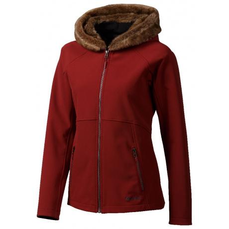 Куртка женская Marmot Wm's Furlong Jacket | Dark Crimson | Вид 1