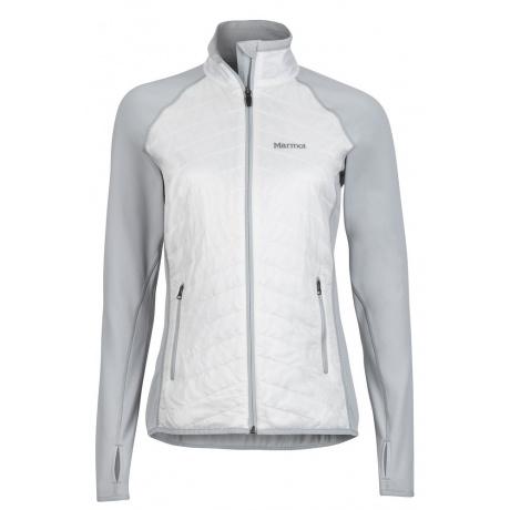 Куртка женская Marmot Wm's Variant Jacket | Bright Steel/White | Вид 1