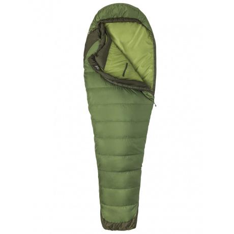 Спальник Marmot Trestles Elite Eco 30 | Vine Green/Forest Night | Вид 1