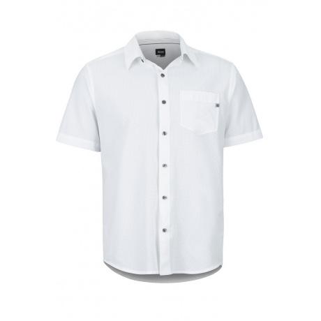 Рубашка Marmot Aerobora SS | White | Вид 1