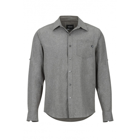 Рубашка Marmot Aerobora LS | Cinder | Вид 1