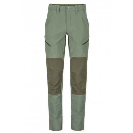 Брюки Marmot Highland Pant | Crocodile/Forest Night | Вид спереди