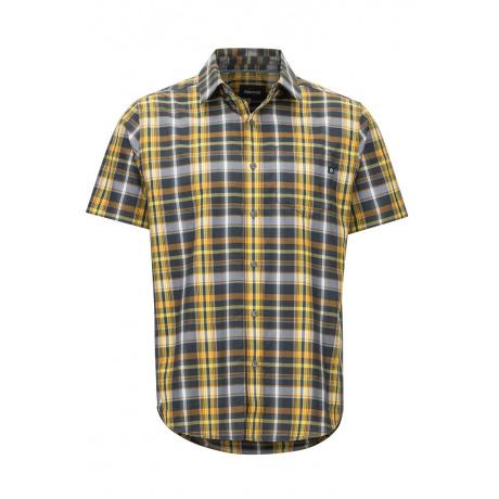 Рубашка Marmot Lykken SS | Dark Charcoal | Вид 1