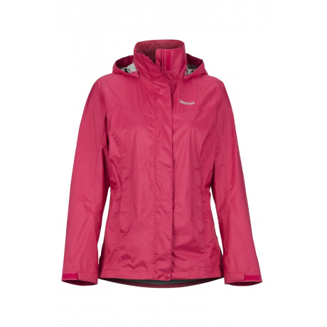 Куртка женская Marmot Wm's PreCip Eco Jacket   Disco Pink   Вид 1