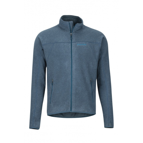 Куртка из флиса Marmot Pisgah Fleece Jacket | Denim | Вид спереди