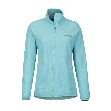 Куртка женская Marmot Wm's Pisgah Fleece Jacket | Skyrise | Вид 1