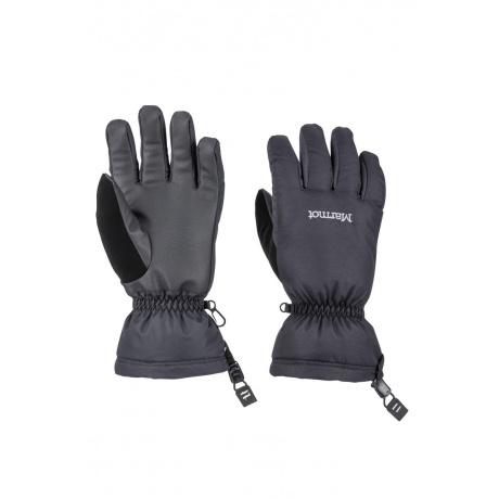 Перчатки Marmot On Piste Glove   Black   Вид 1