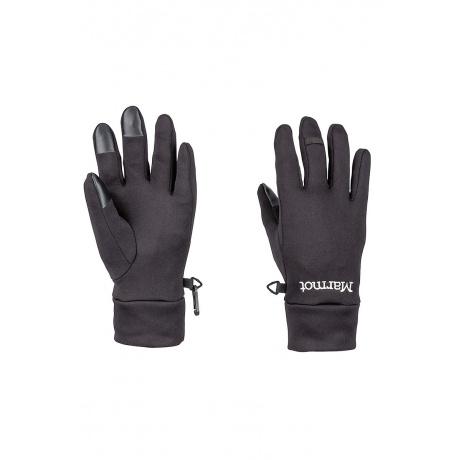 Перчатки женские Marmot Wm's Power Str Connect Glove | Black | Вид 1