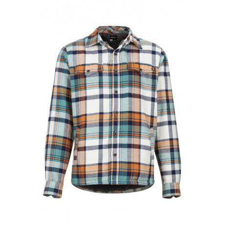 Рубашка Marmot Ridgefield LS | Moonstruck | Вид спереди