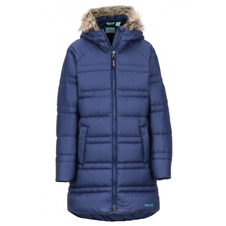 Куртка детская Marmot Girl's Ann Arbor Jacket | Arctic Navy | Вид 1