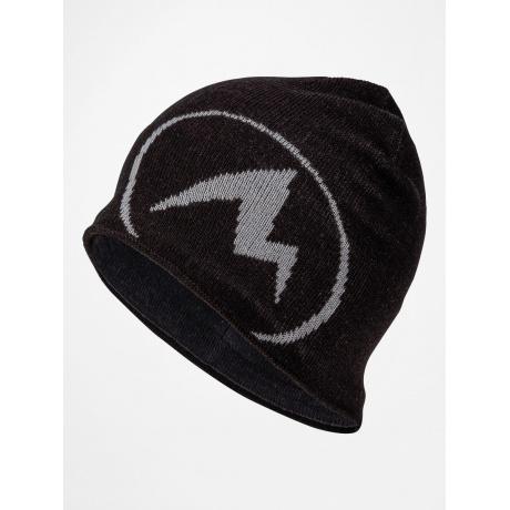 Шапка мужская Marmot Summit Hat | Black | Вид 1
