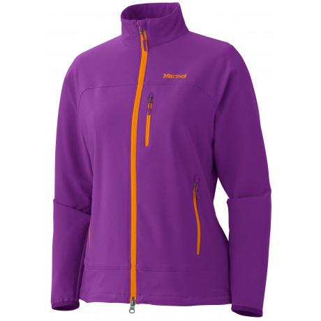 Куртка женская Marmot Wm's Tempo Jacket | Vibrant Purple | Вид 1
