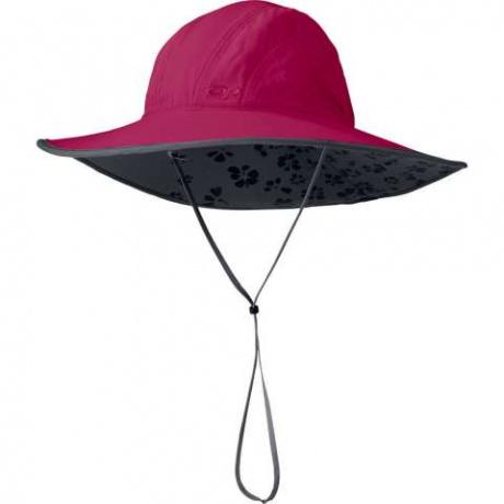 Шляпа женская Outdoor Research Oasis Sombrero | Trillium | Вид 1