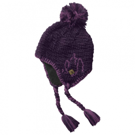 Шапка женская Outdoor Research Blizzard Hat | Eggplant/Amethyst | Вид 1