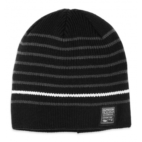 Шапка Outdoor Research Credence Beanie | Black | Вид 1