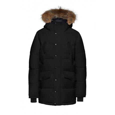 Куртка мужская Quartz LUTSE | Black | Вид 1