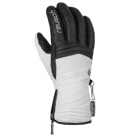 Перчатки женские Reusch REUSCH Amelie R-Tex® XT | Black/White | Вид 1