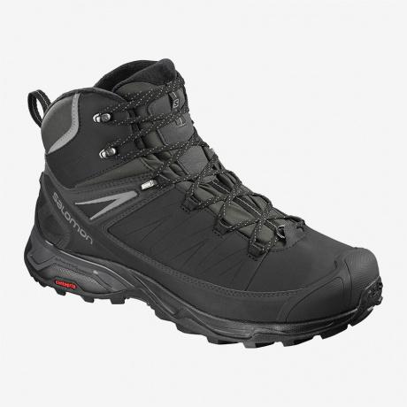 Ботинки Salomon X ULTRA MID WINTER CS WP | Black/Phantom | Вид 1