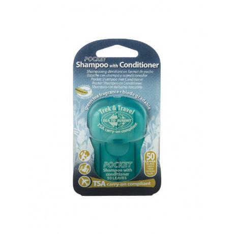 Мыло Sea To Summit Trek & Travel Pocket Conditioning Shampoo | Black | Вид 1