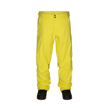 Брюки Zimtstern Snow Pant Typer Men | Lemon | Вид спереди