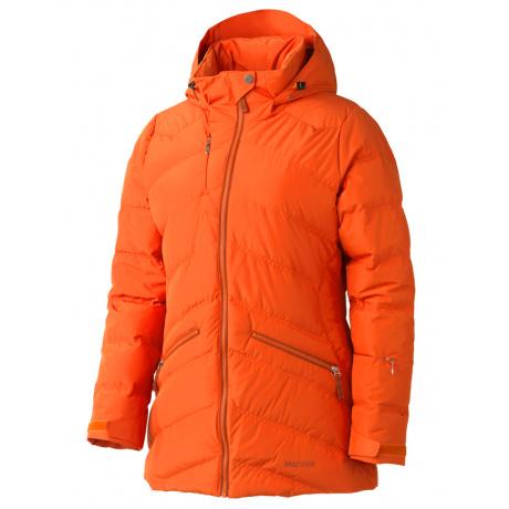 Куртка женская Marmot Wm's Val D'Sere Jacket | Mandarin | Вид 1