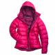 Куртка женская Marmot Wm's Guides Down Hoody | Dark Raspberry | Вид 3